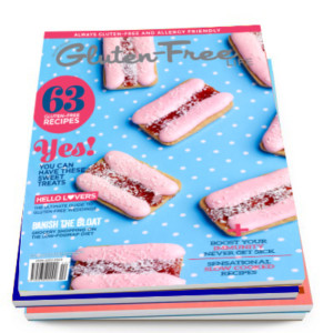issue 10 of australian Gluten-Free Life magazine is available now