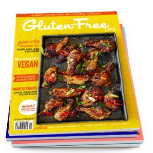 Australian Gluten-Free Life magazine subscription