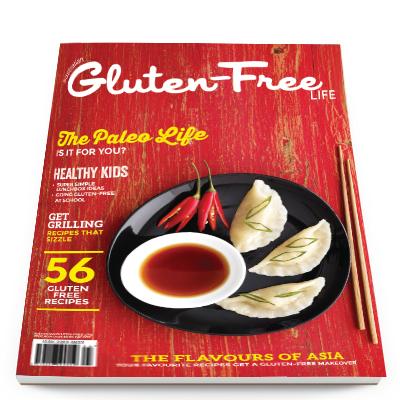 Issue Four of Australian Gluten-Free Life magazine