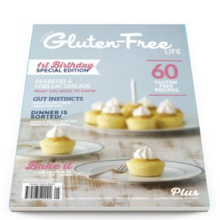 Issue 5 of Australian Gluten-Free Life