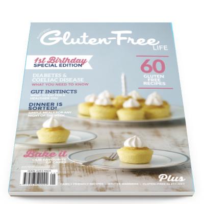 Issue 5 of Australian Gluten-Free Life