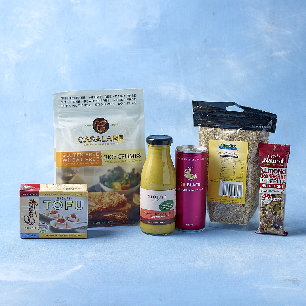 Sample the latest gluten-free products with a subscription to AGFL THE BOX.