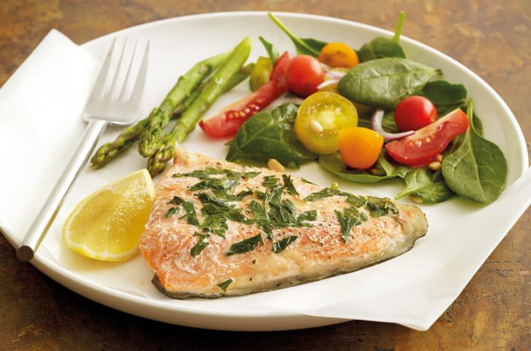 Gluten-Free Fish Parcels