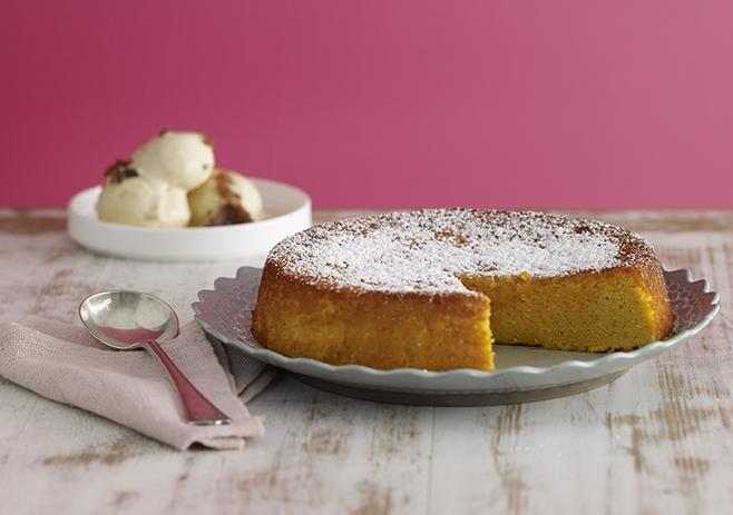 Gluten-Free Mandarin Cake