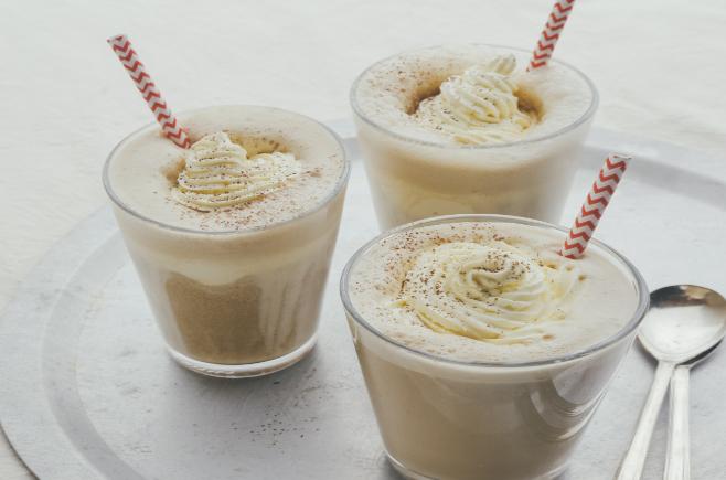 Macadamia Milk Iced Coffee