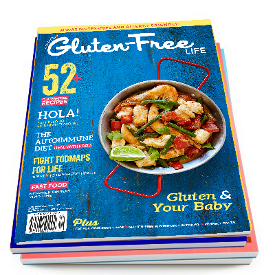 Issue 9 of AGFL magazine with fast dinners.