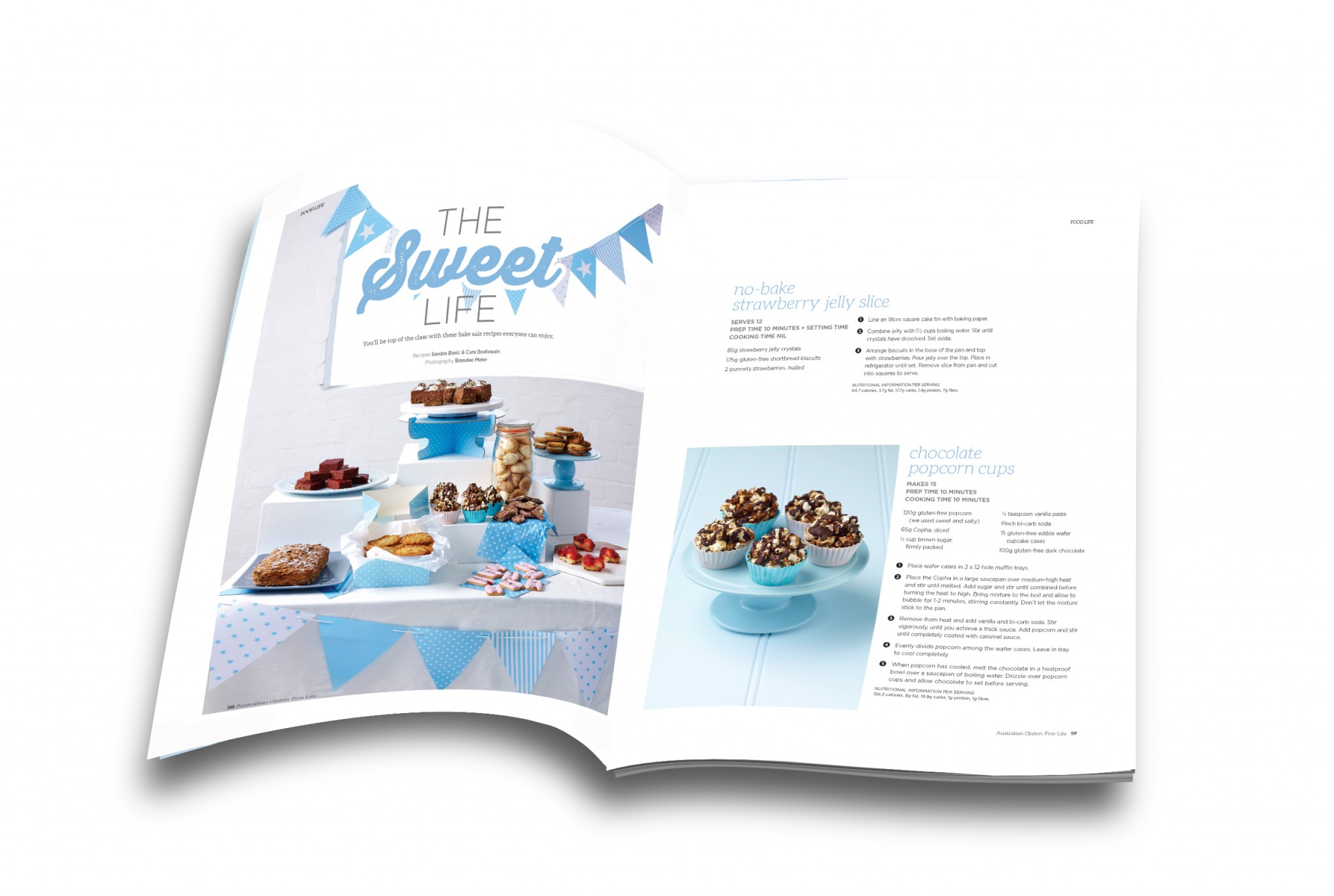 Issue 10 of Gluten-Free Life magazine now available.
