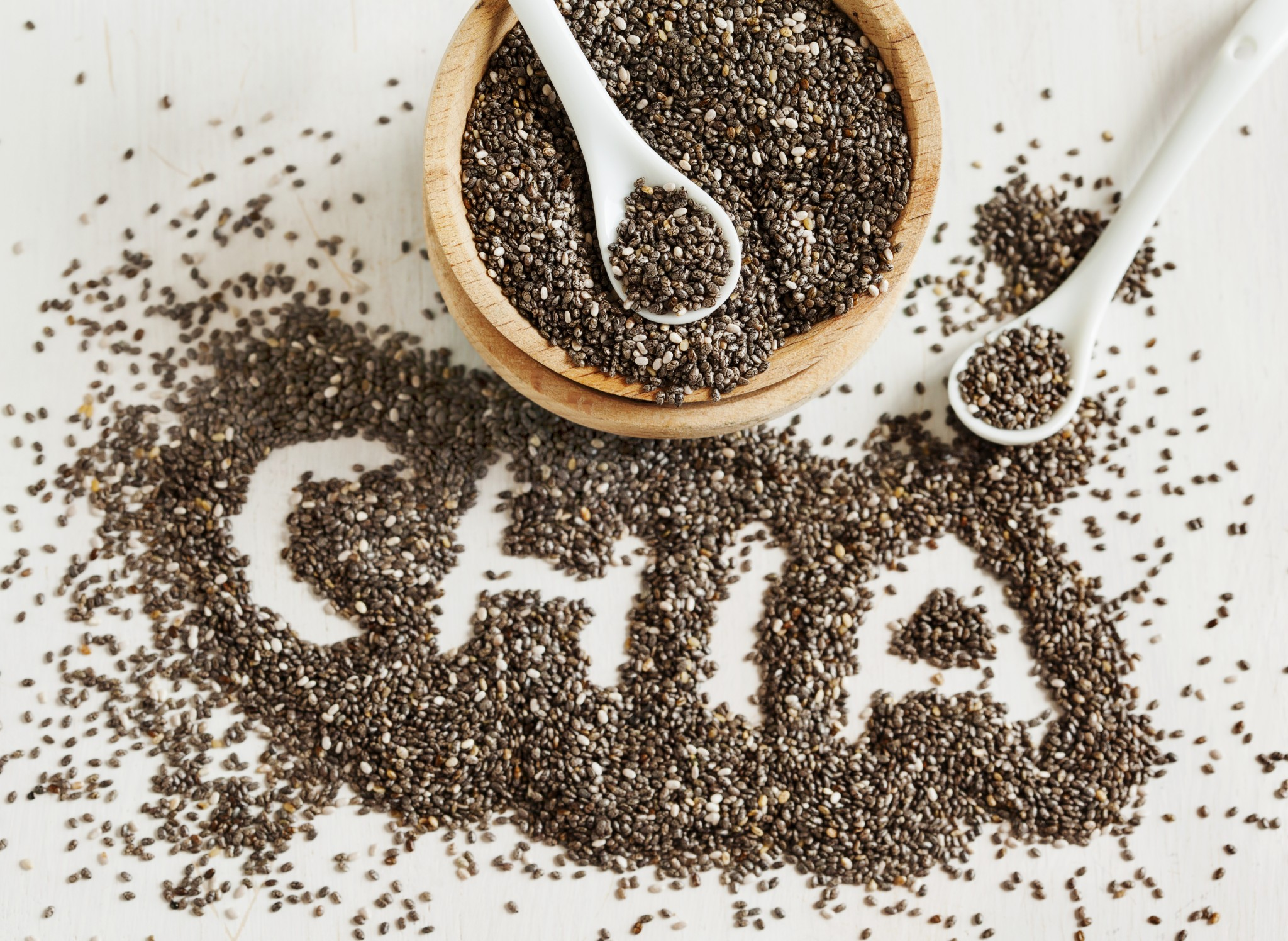 5 quick chia seed recipes and why you should eat chia..