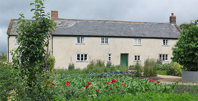 The-famous-River-Cottage-in-Axminster