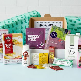 A collection of gluten-free breakfast foods to help make mornings easier. Featuring products from Orgran, Melinda's, Slim Secrets, Pukka Tea and more