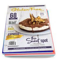 Gluten-Free-Life-Magazine-Cover-with-Honeycomb-Cheesecake-on-white-board