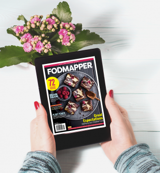 fodmapper magazine issue 12 e-magazine subscribers only